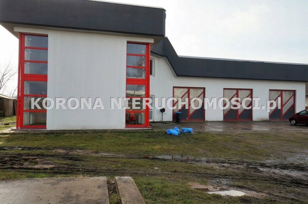 Fabryka, Białystok, Starosielce, 285 m²