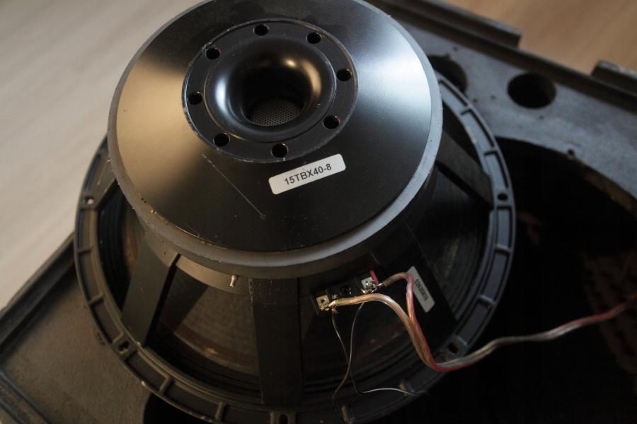 Głośnik B&C 15 TBX40-8 1000 wat REWELACJA