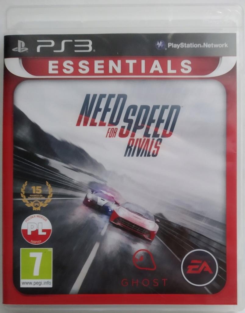 Need For Speed Rivals Essentials Pl Ps3 9368699948 Oficjalne Archiwum Allegro