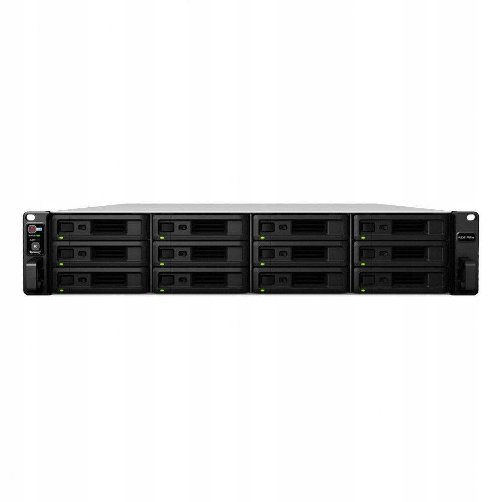 RS3617RPxs 12x0HDD 8GB Xeon 2.4/2.7Ghz 2xPSU 2xUSB