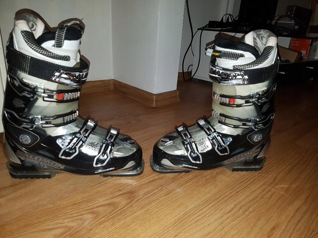 Salomon Impact 90 Ski Boots 2013