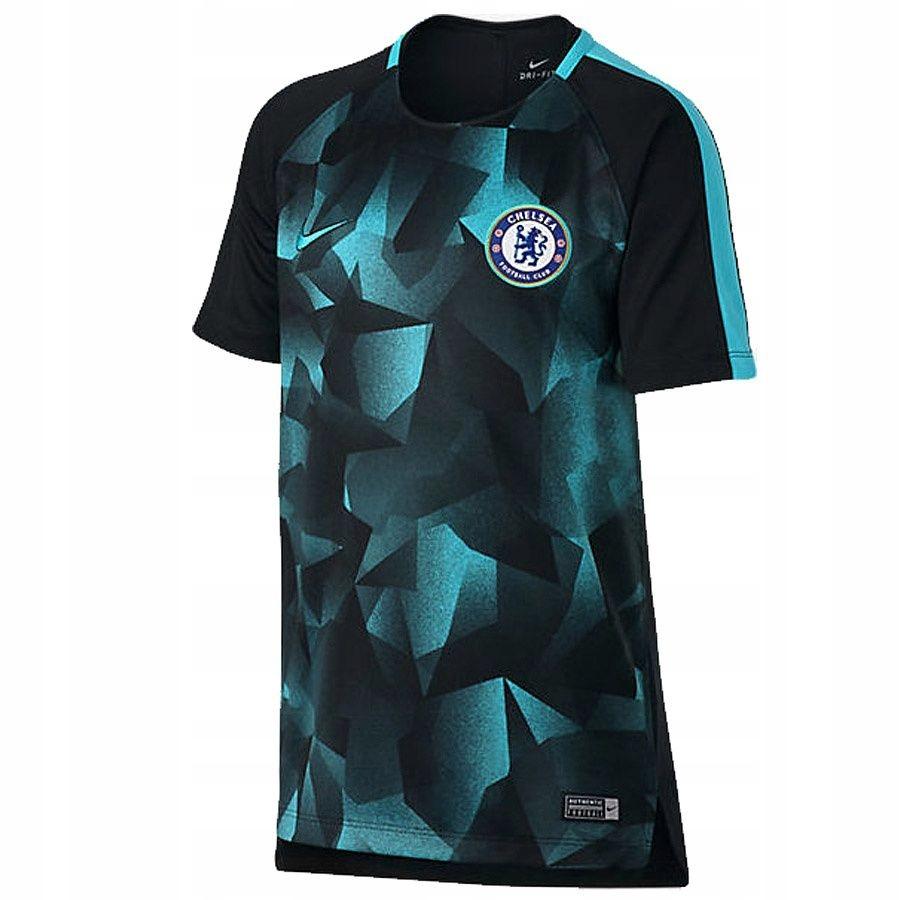Koszulka Nike CFC Y NK DRY S (128-137cm) niebieski
