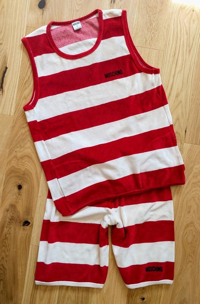 Pidżama piżama Moschino L /XL dres