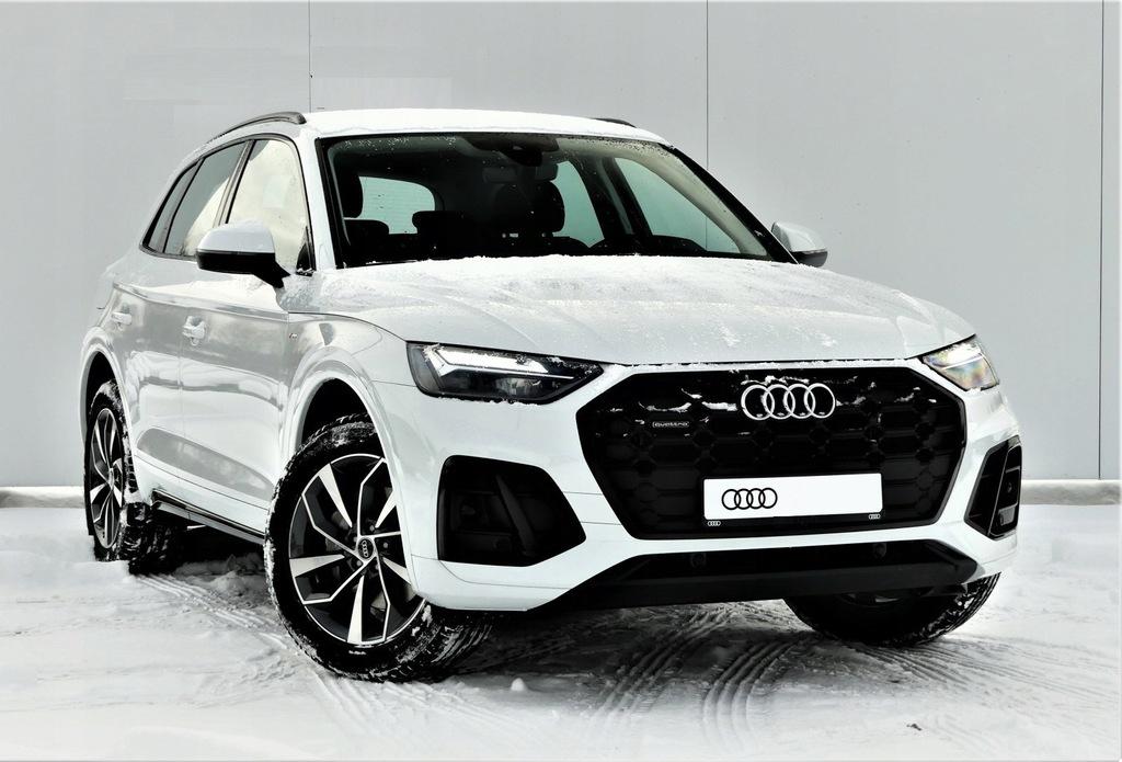 Audi Q5 Salon Polska Q5 S line quattro Comfort MMI