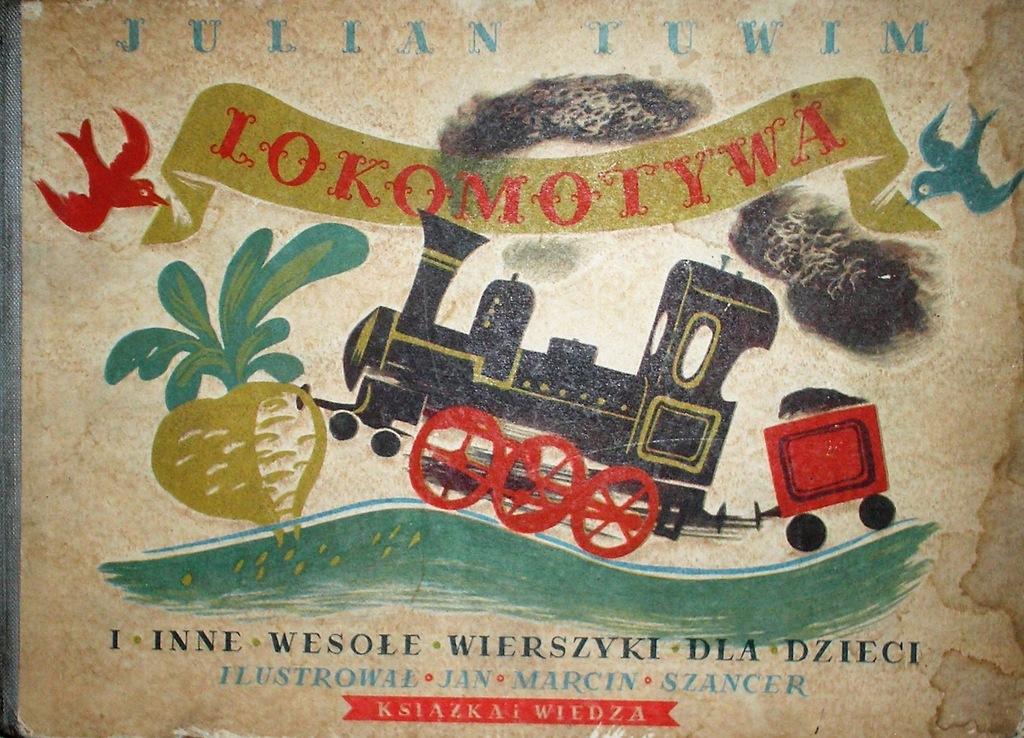 Tuwim Lokomotywa 1949r Ilszancer Wydi 7678769575