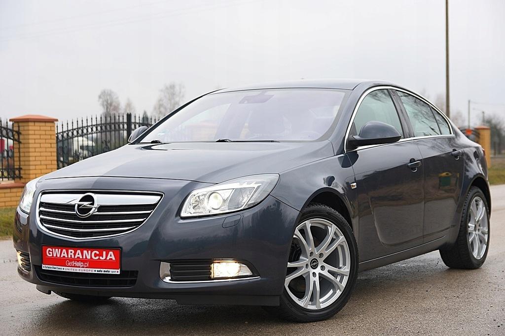 Opel Insignia 2 0 Turbo Benzyna 220km Niemcy Full 8955717826 Oficjalne Archiwum Allegro