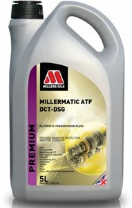 MILLERS OILS MILLERMATIC ATF DCT DSG SYNTH 5L