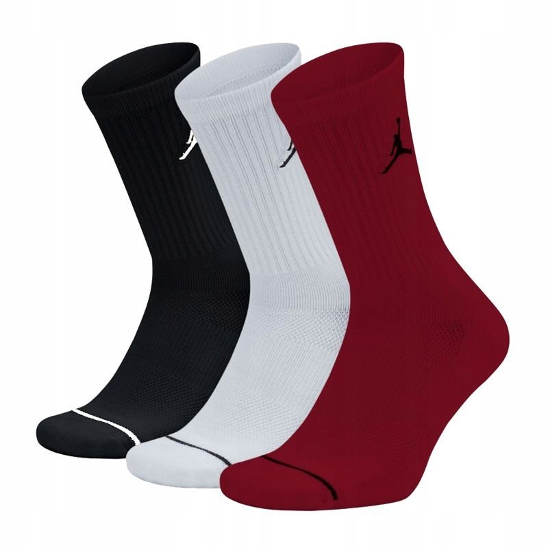 Skarpetki Nike Jordan Jumpman 3Pak SX5545-011