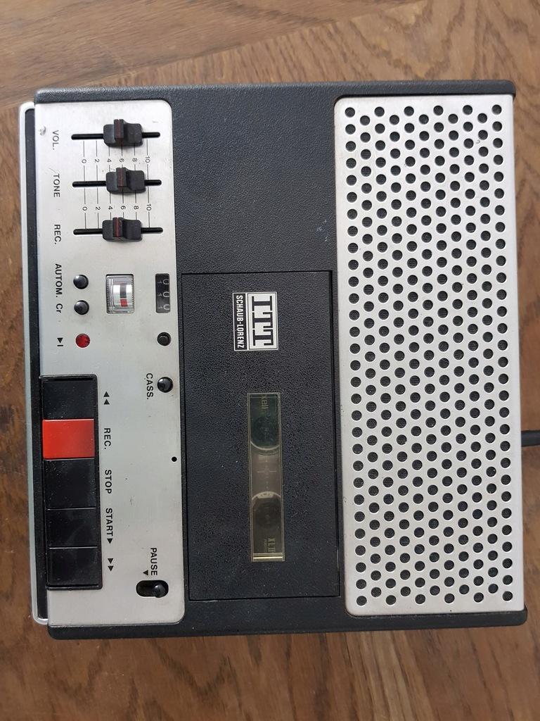 Magnetofon itd Schaub - Lorenz