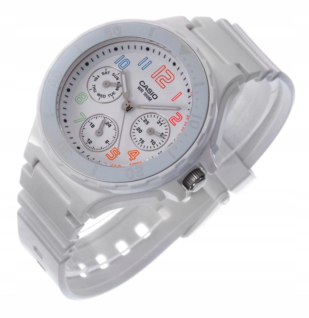 zegarek CASIO damski multidata