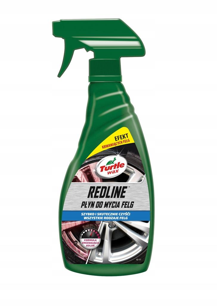 70-177 Płyn do felg Wheel Cleaner 500ml Turtle Wax