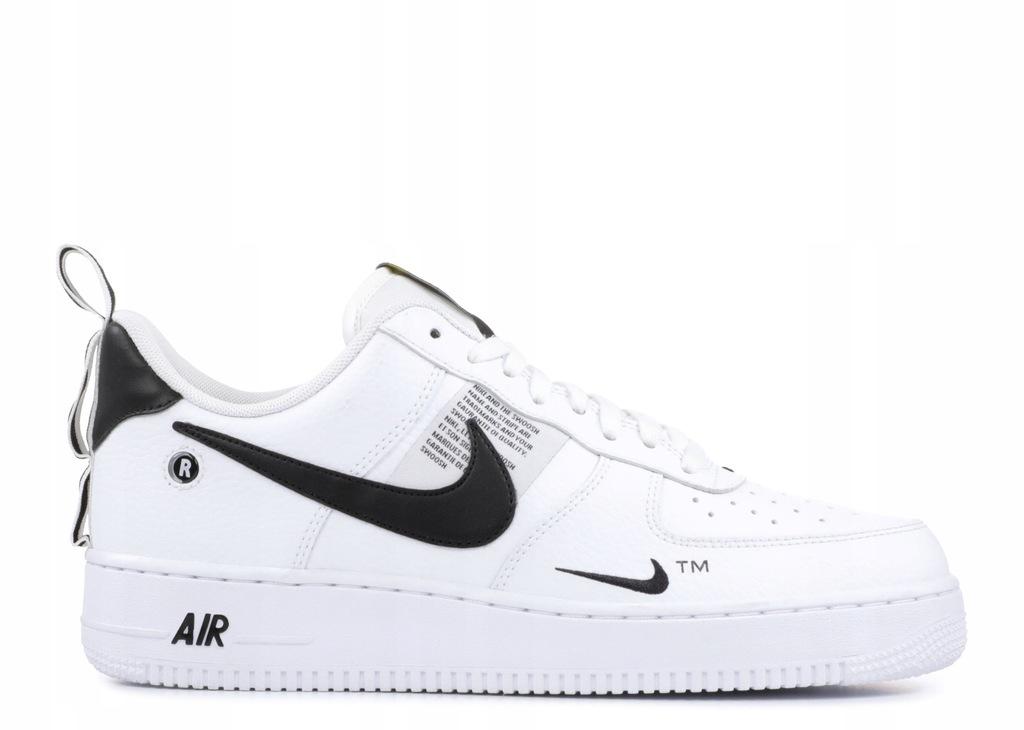 Nike AIR FORCE 1 '07 LV8 UTILITY   AJ7747 100   Buty męskie   Kolor: Biały   Cena: 367.99zł sklep perfektsport.pl