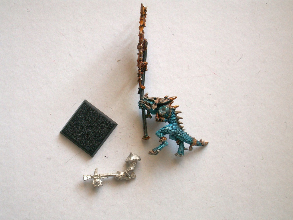 Saurus Oldblood nr 29 - metal, sztandarowy