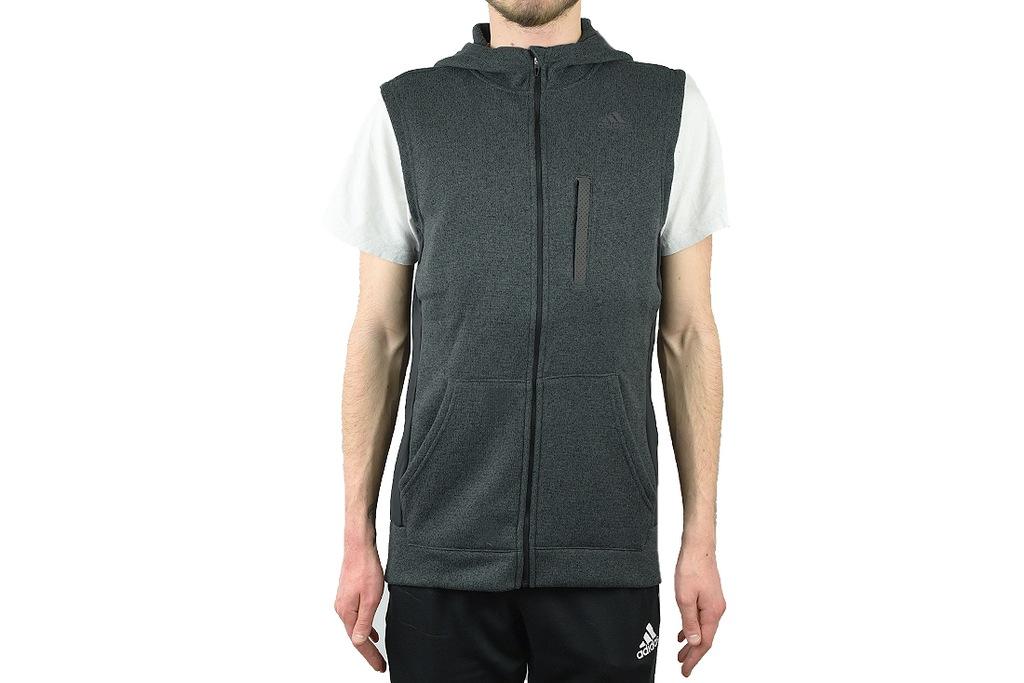 Adidas Ultra Fleece Vest M AP8166 r.XL