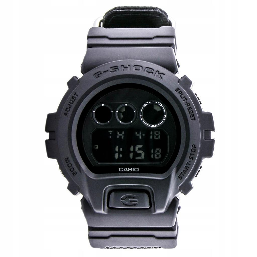 Zegarek CASIO DW-6900BBN-1ER G-SHOCK chrono data