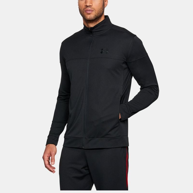 Bluza treningowa Under Armour Sportstyle Pique Jac