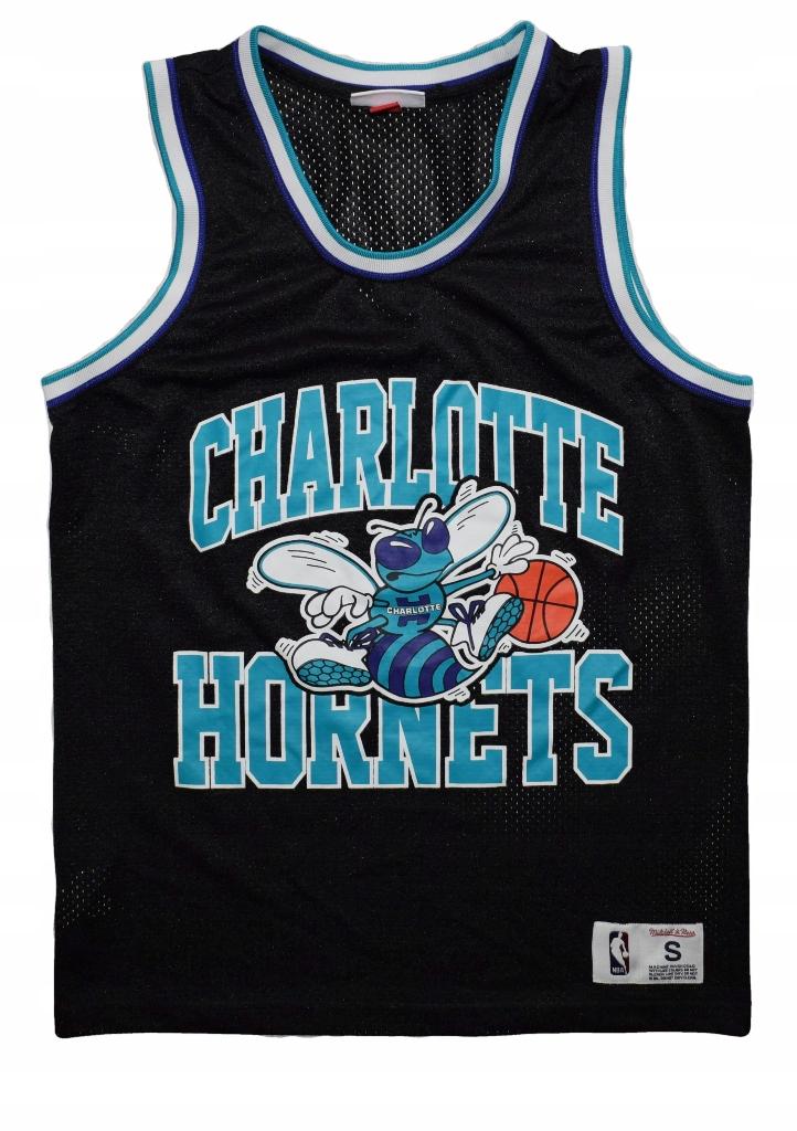 Mitchell&Ness S/M Hornets NBA jersey Jordan