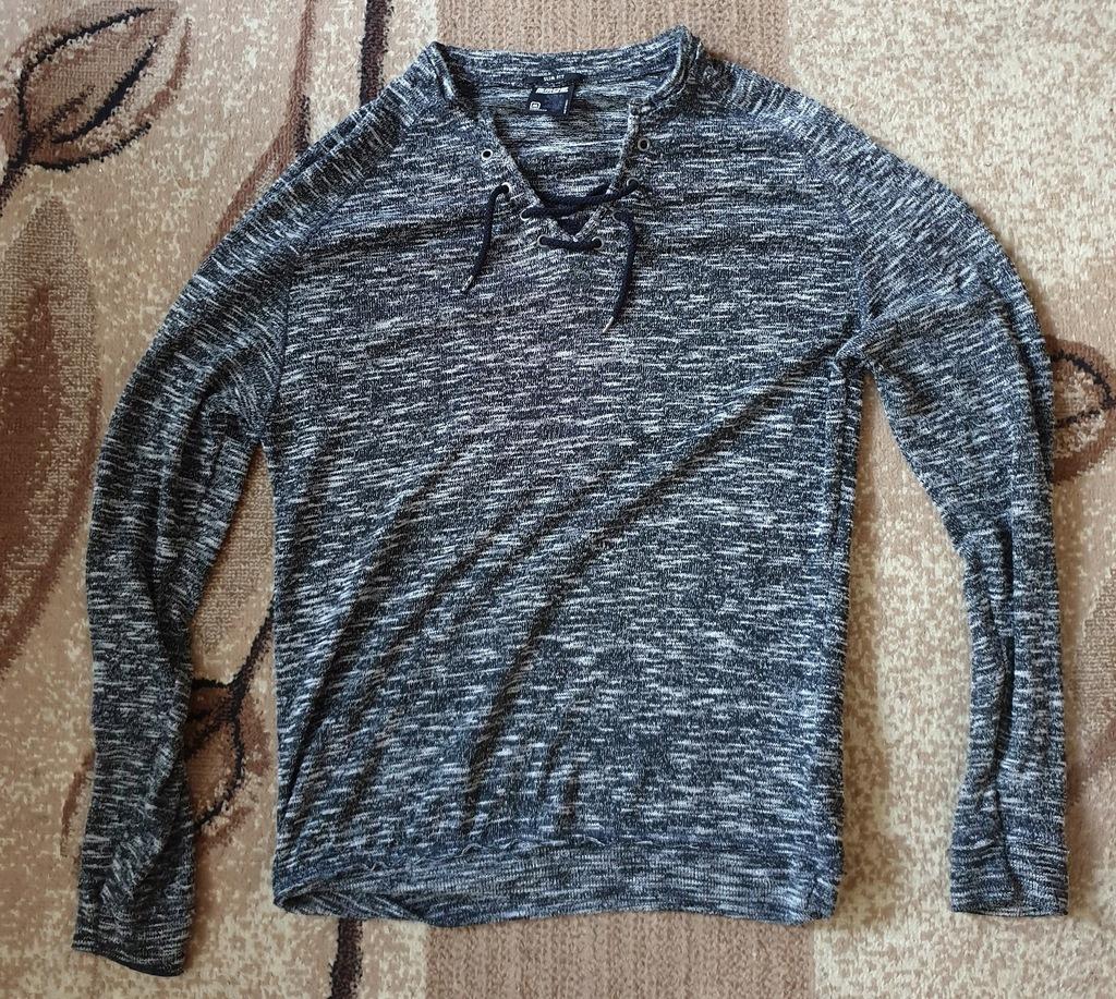 Sweter Męski rozmiar M cienki