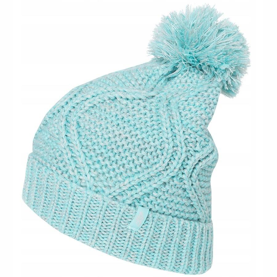 Damska czapka zimowa beanie 4F H4Z18-CAD011 # L/XL