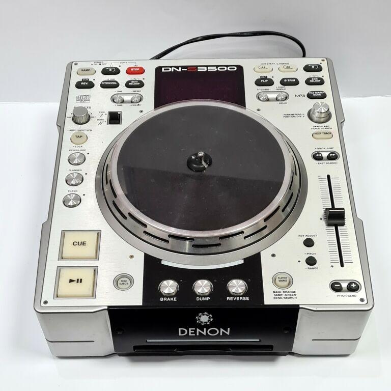 CD PLAYER DENON DN-S3500
