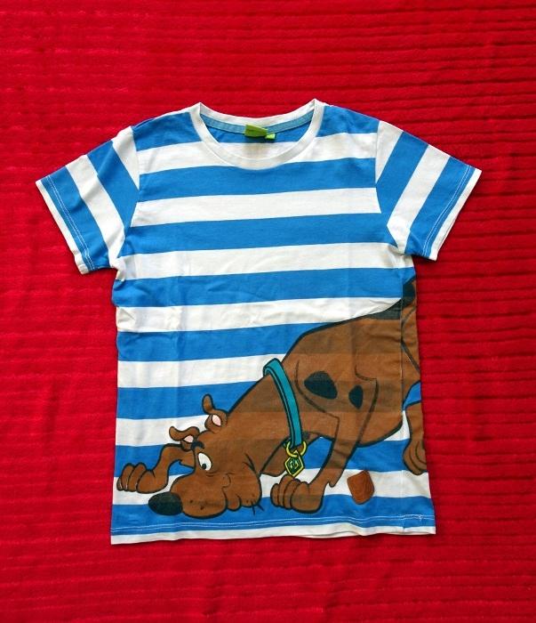 COOL CLUB T-shirt SCOOBY DOO 128