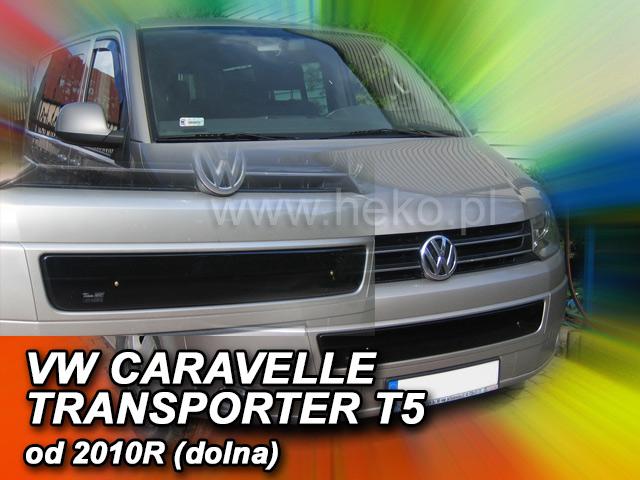 Osłona zimowa VW CARAVELLE/TRANSPORTER T5 09-15r.
