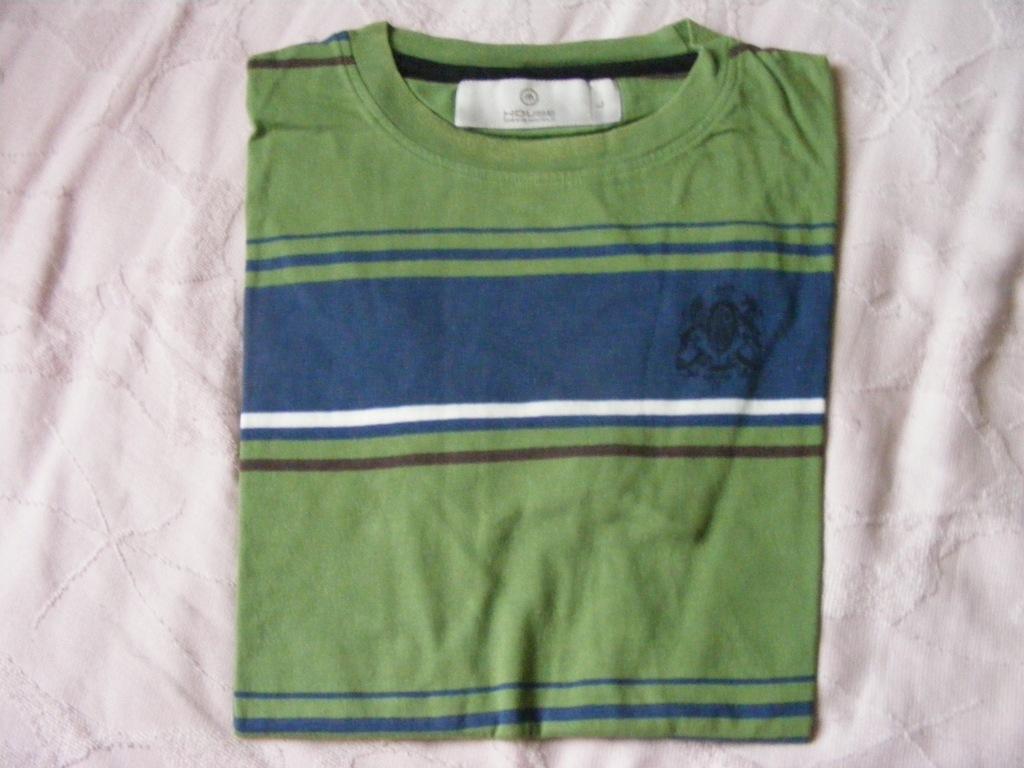 HOUSE Koszulka T-SHIRT MĘSKi ROZM.L