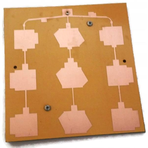 Antena dopuszkowa 5,x GHz 17dBi