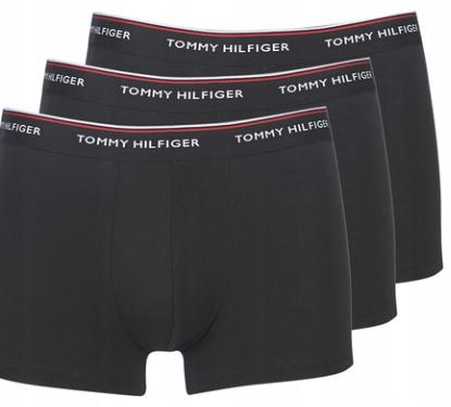 V54679 Tommy Hilfiger BOKSERKI MĘSKIE R L 2PAK