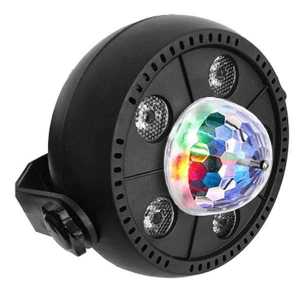 KULA DISCO PROJEKTOR LED RGB CZUJNIK DŹWIĘKU [T163