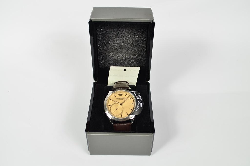 Emporio Armani Connected ART3014 nowy smartwatch