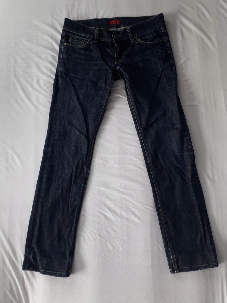 Spodnie Hugo Boss jeans roz. 27/34 jak nowe