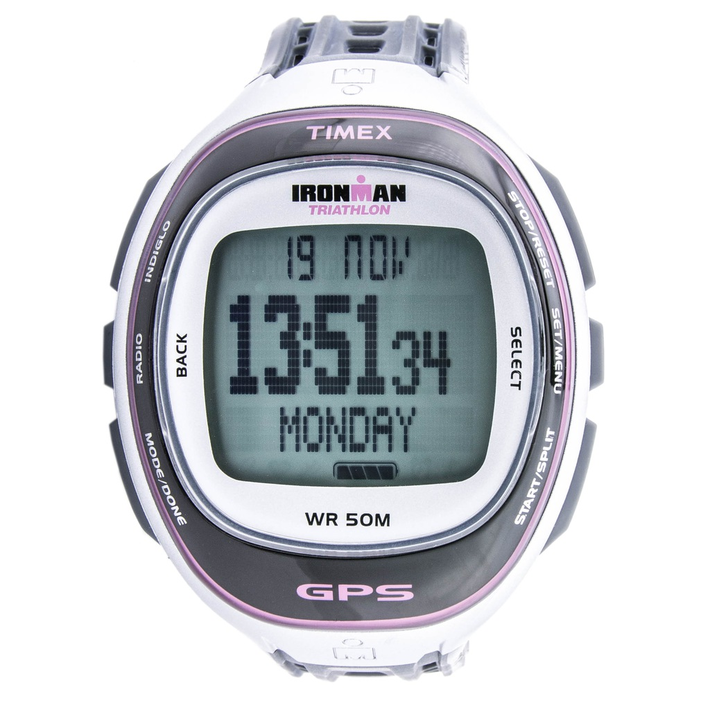 Zegarek TIMEX T5K630 IRONMAN monitor pracy serca