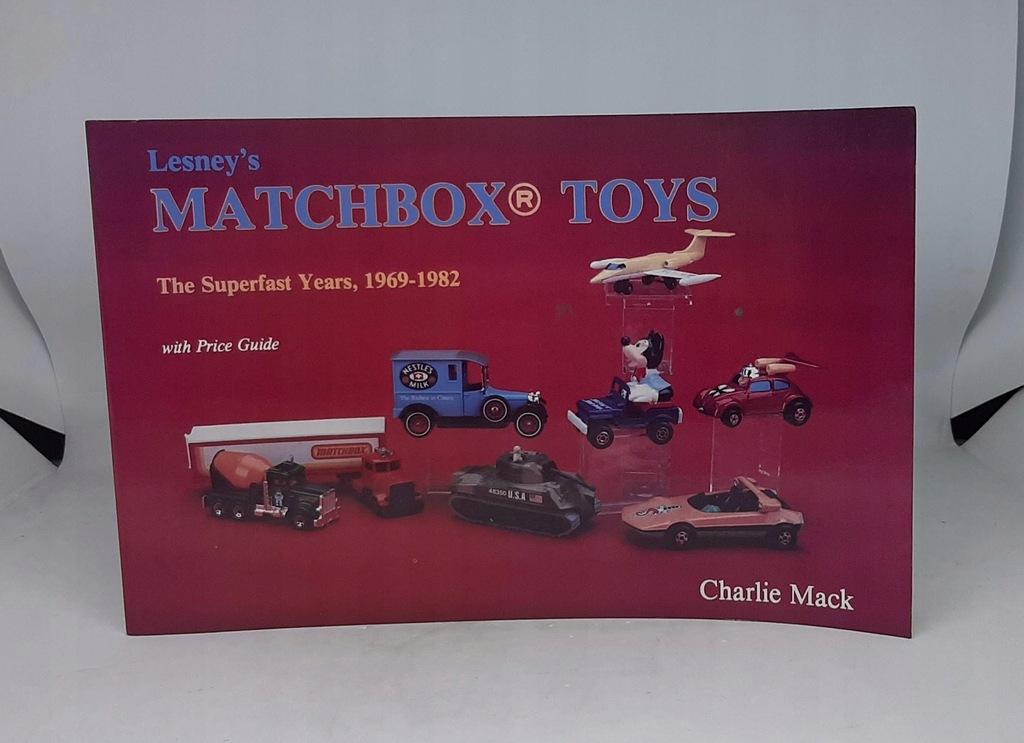 MATCHBOX TOYS SUPERFAST YEARS 1969-1982 CH. MACK