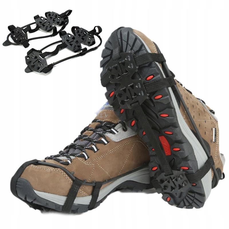 Raki KOLCE antypoślizgowe na buty, 35-40 24 KOLCÓW