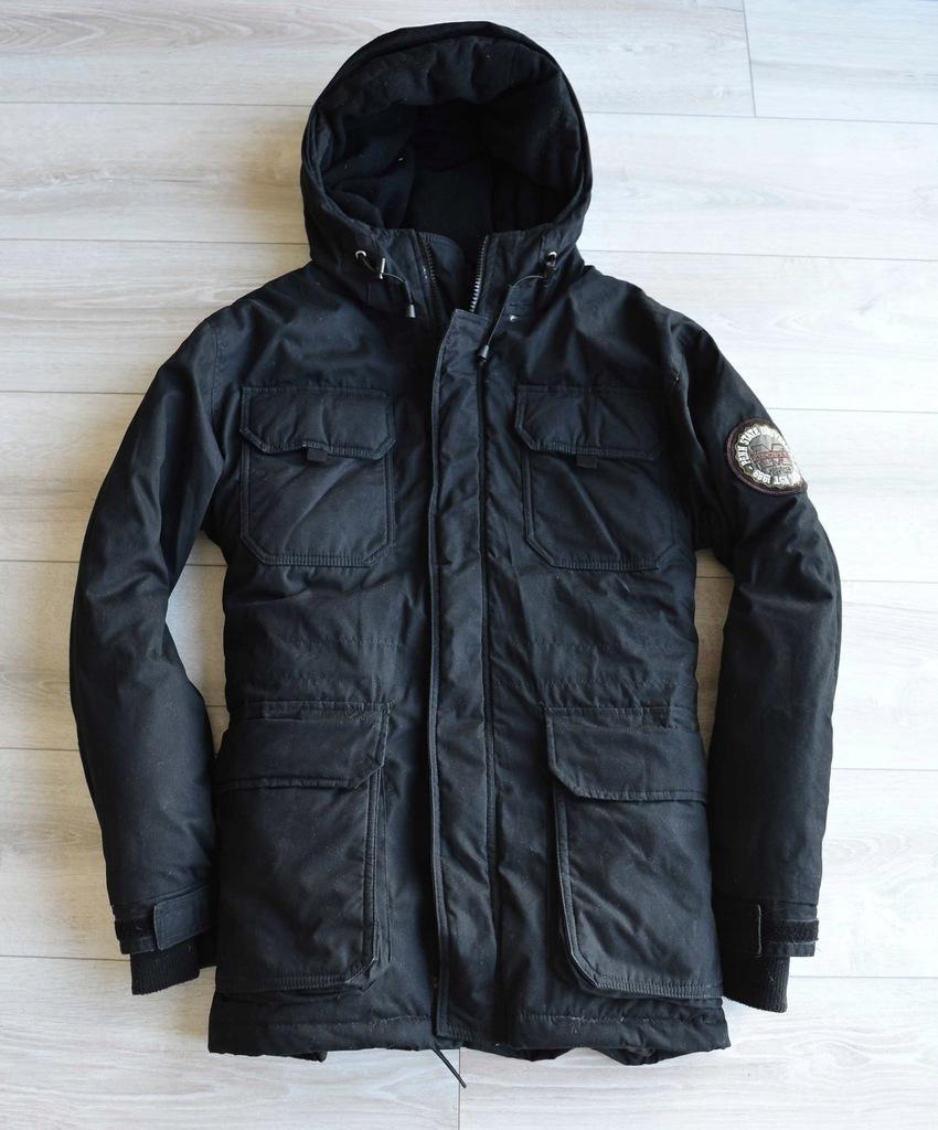 HENRY CHOICE kurtka MĘSKA zimowa PUCHOWA XL XXL