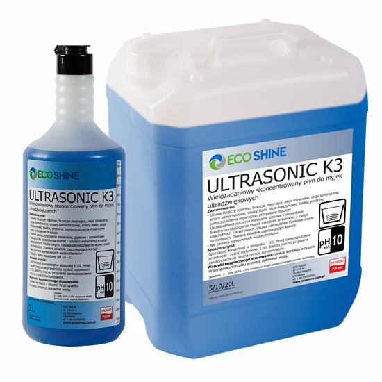 Płyn do myjki ultradźwiękowej KONCENTRAT 1L