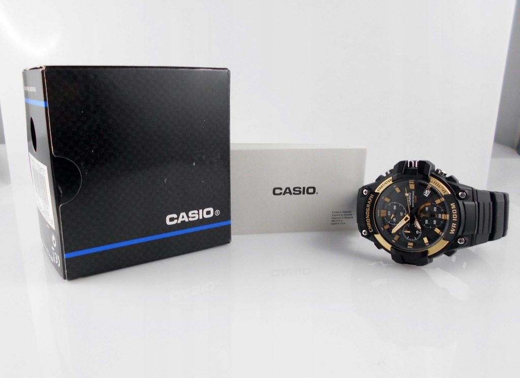 ZEGAREK CASIO MCW-110H-9A CHRONO