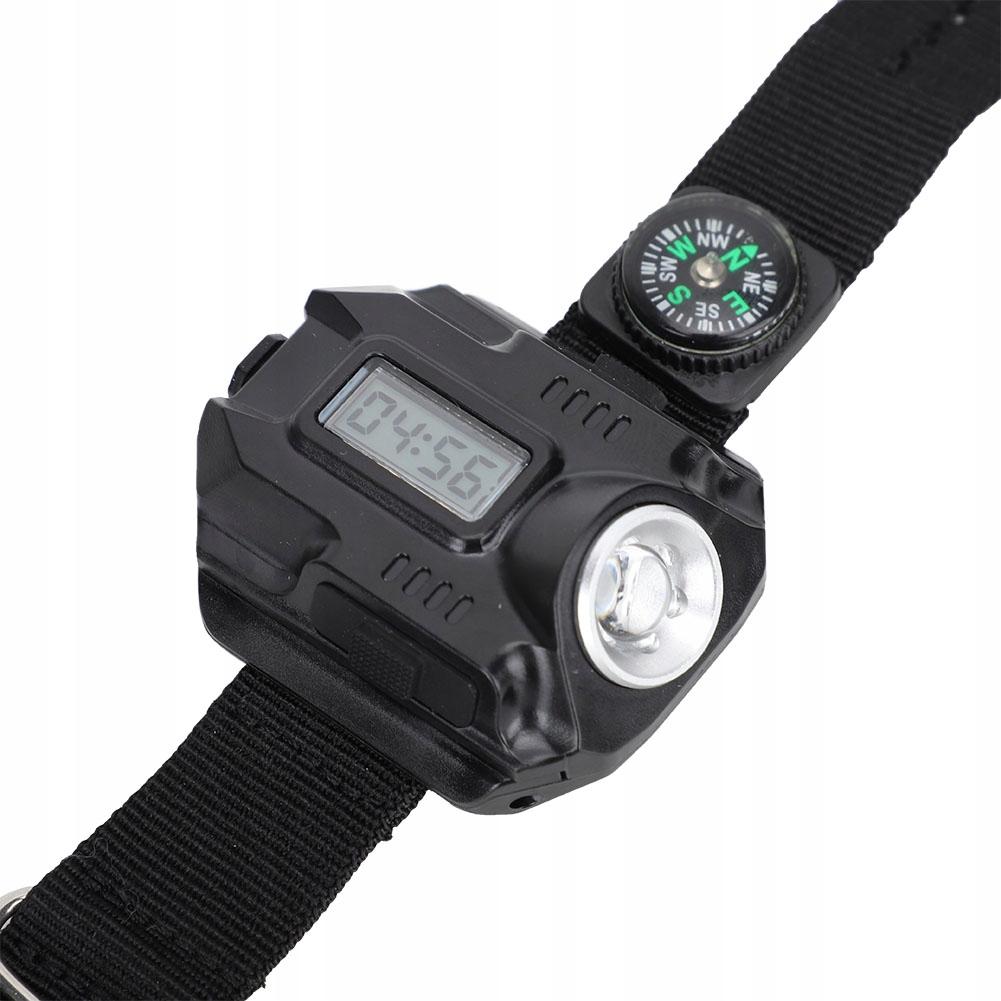 Oświetlenie nadgarstka LED Lampa zegarka