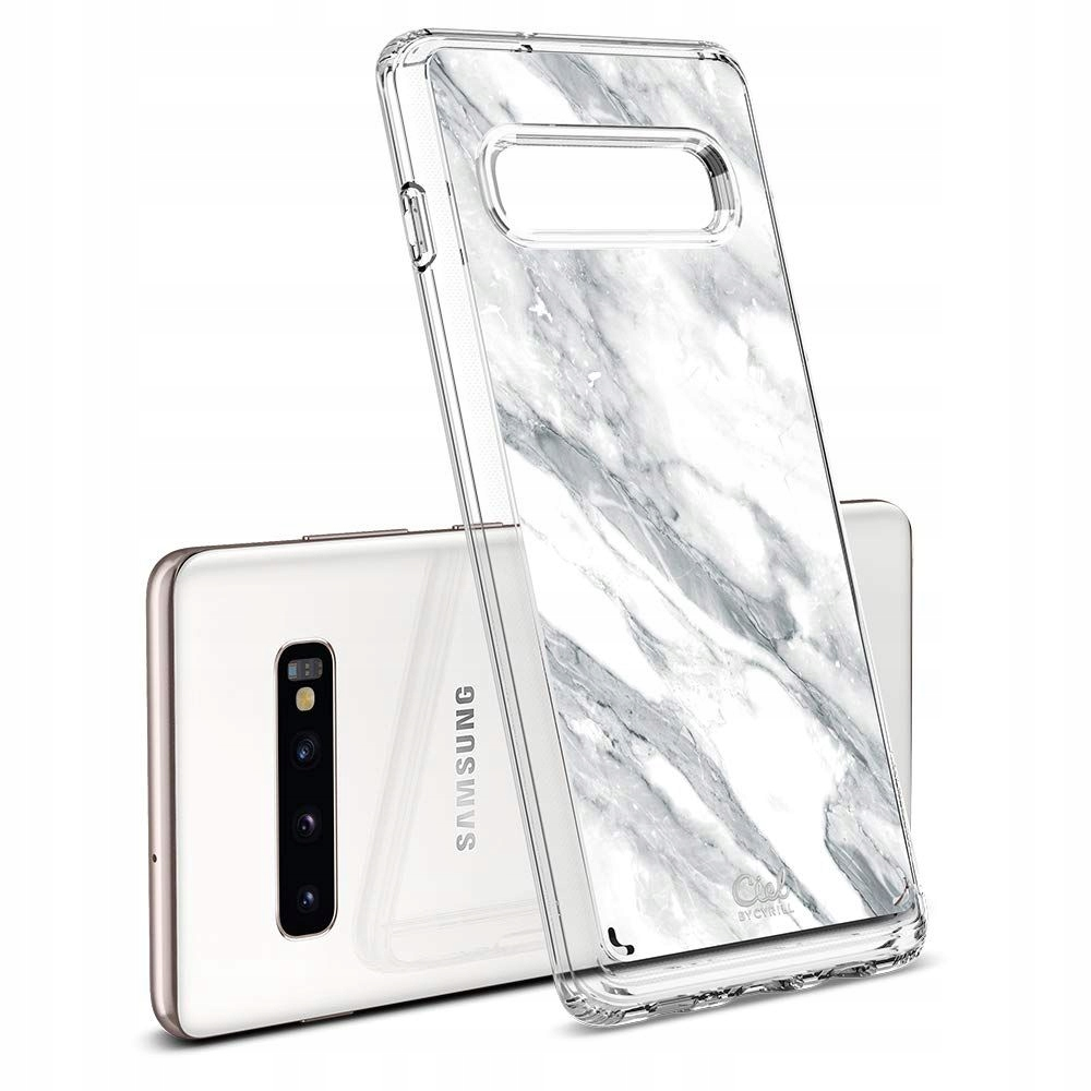 ETUI Case SPIGEN CIEL Marble do Samsung Galaxy S10