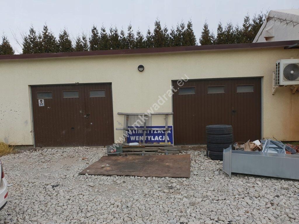 Magazyny i hale, Opacz-Kolonia, 630 m²