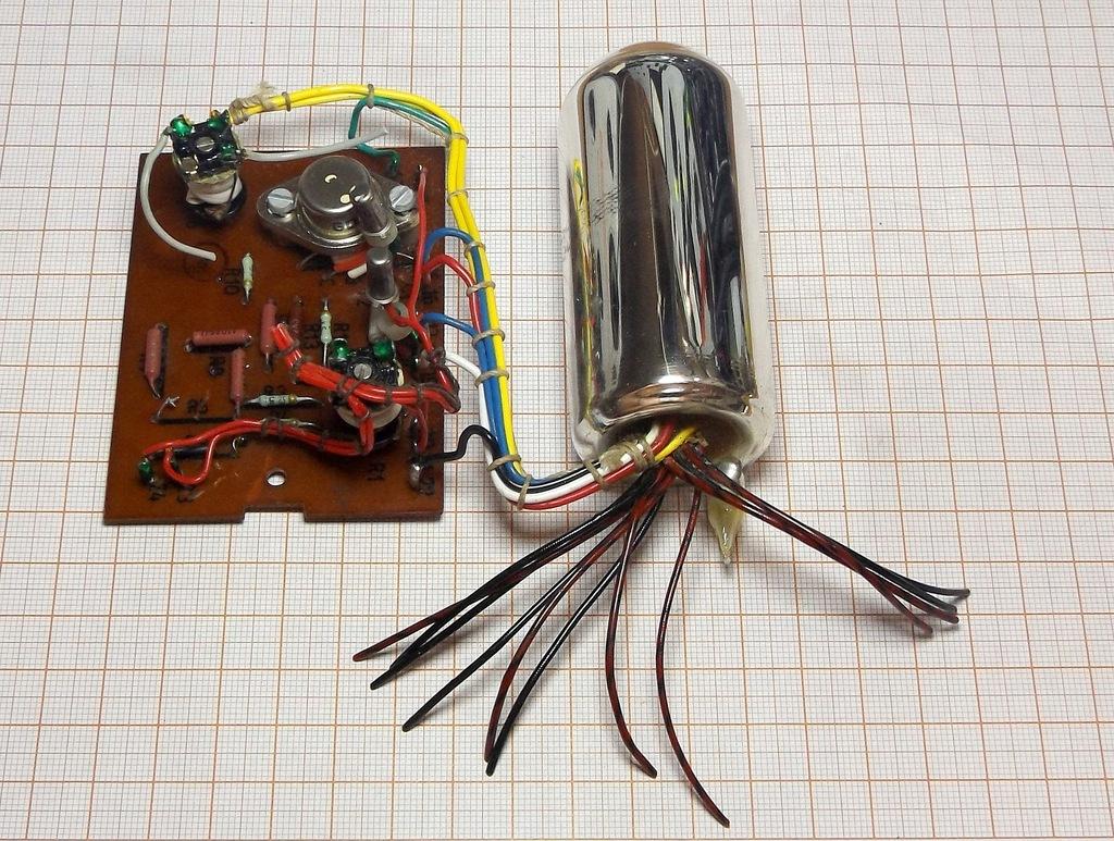 Moduł termostatu ze starego przyrządu [037]