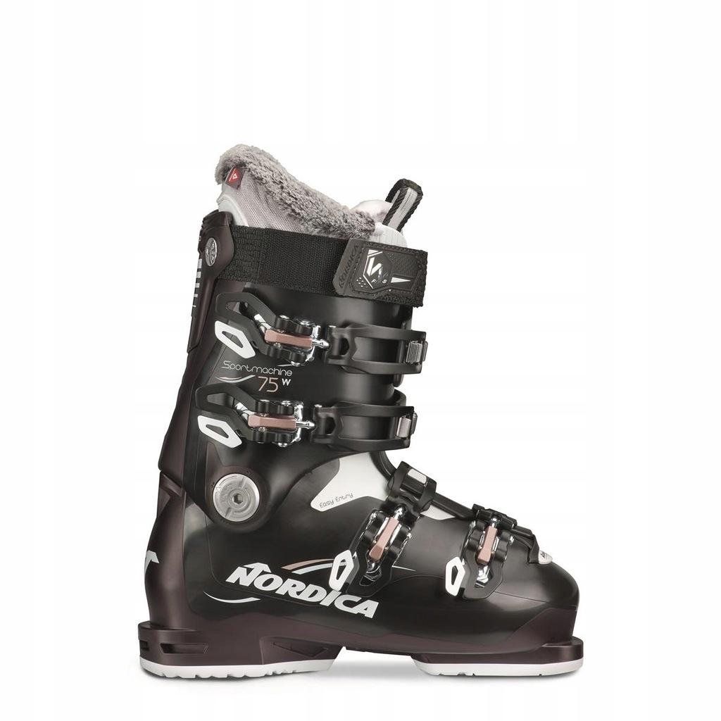 Buty narciarskie Nordica Sportmachine 75 W Czarny
