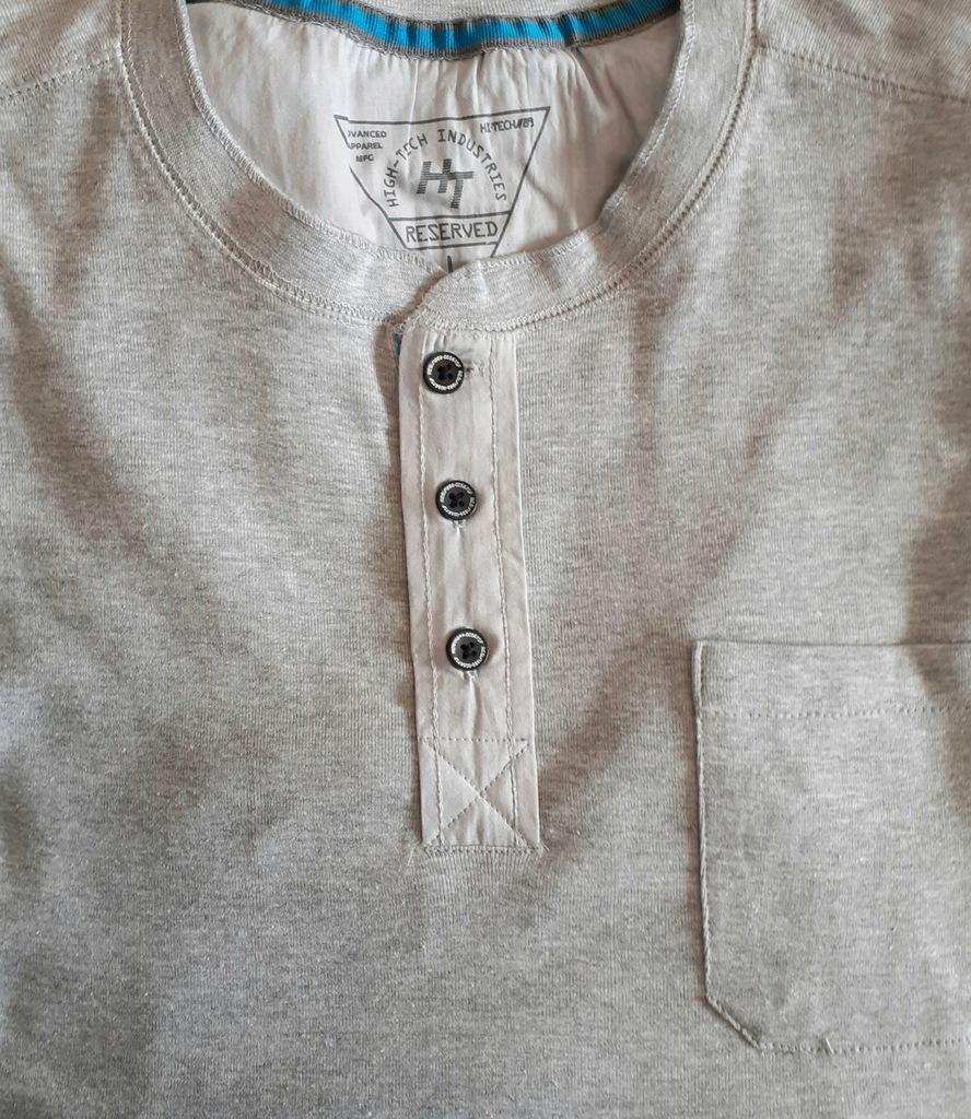 Koszulka z długim rękawem, RESERVED, rozmiar L