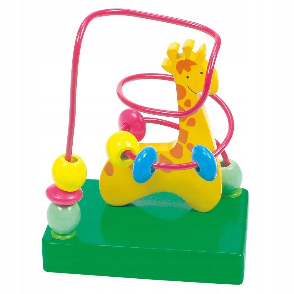 BINO Zabawka Żyrafa Lupilo 84160