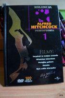 """Kolekcja filmów """"Alfred HITCHCOCK przedstawia"""""""