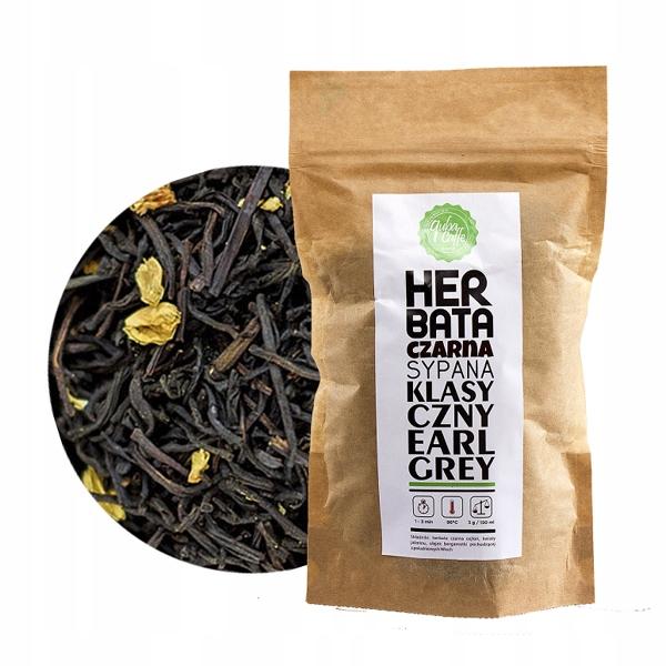 Wysokogatunkowa Herbata Earl Grey Jaśmin Ceylon