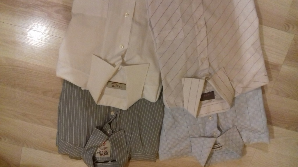 Zestaw markowych ubrań męskich 1