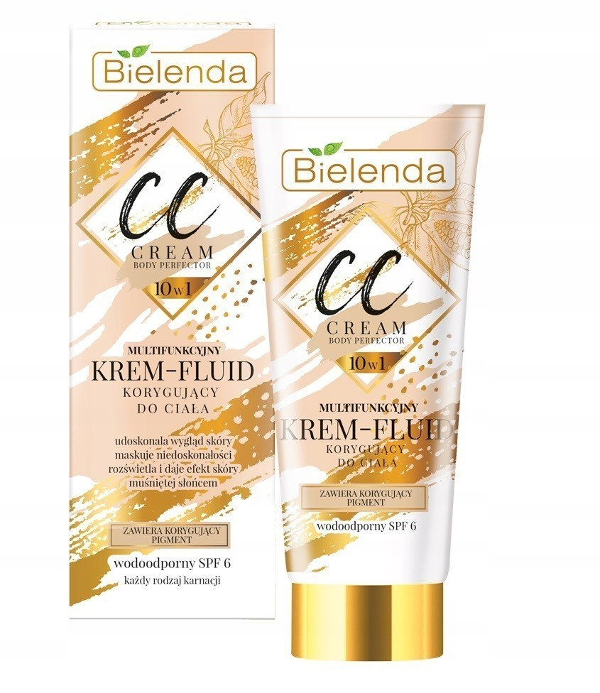 Bielenda CC Body Perfector 10w1 Cream Krem-fluid d