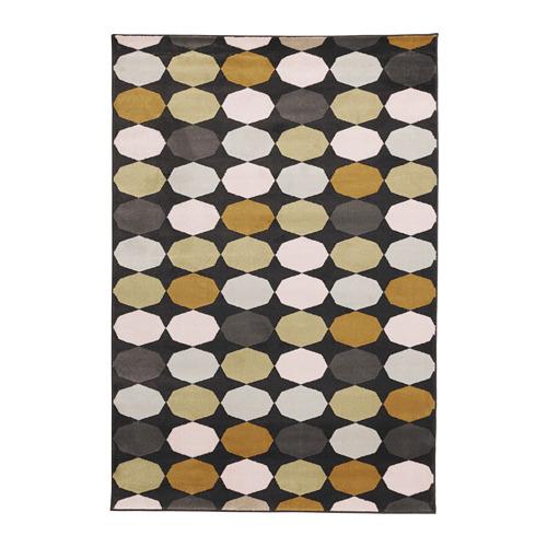 IKEA dywan z krótkim włosiem TORRILD kurier24